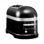 Тостер KitchenAid Artisan, чёрный, 5KMT2204EOB