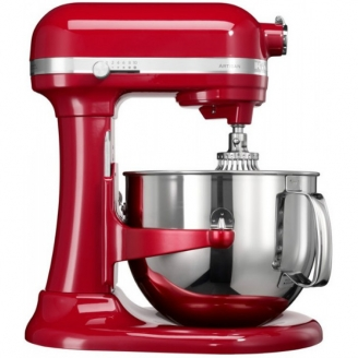 Миксер KitchenAid ARTISAN 6,9 л, красный, 5KSM7580XEER